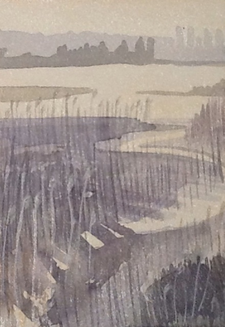 The Reed Beds at Snape